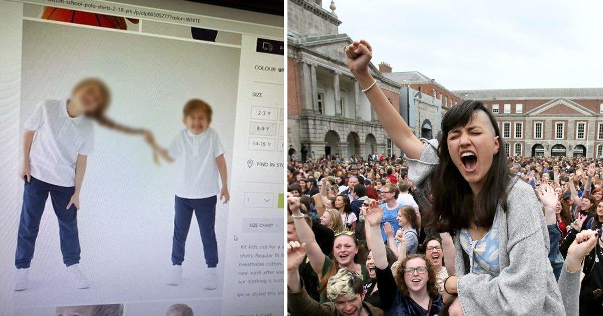 q3 22.jpg?resize=1200,630 - Marks & Spencer SLAMMED For Promoting Violence As Ad Shows Boy Pulling Girl's Hair