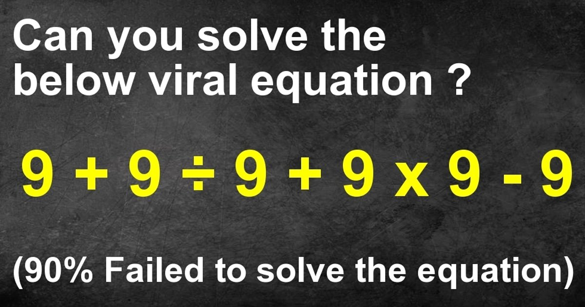 q4 6.jpg?resize=412,232 - What Is The Answer To This Puzzling Math Equation?