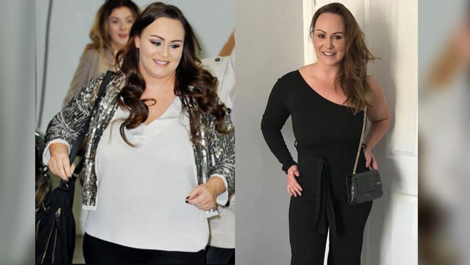 small joys thumbnail 2 3.jpg?resize=1200,630 - Chanelle Hayes Shows Off INCREDIBLE Weight Loss Transformation After Quitting Years Of Unhealthy Lifestyle