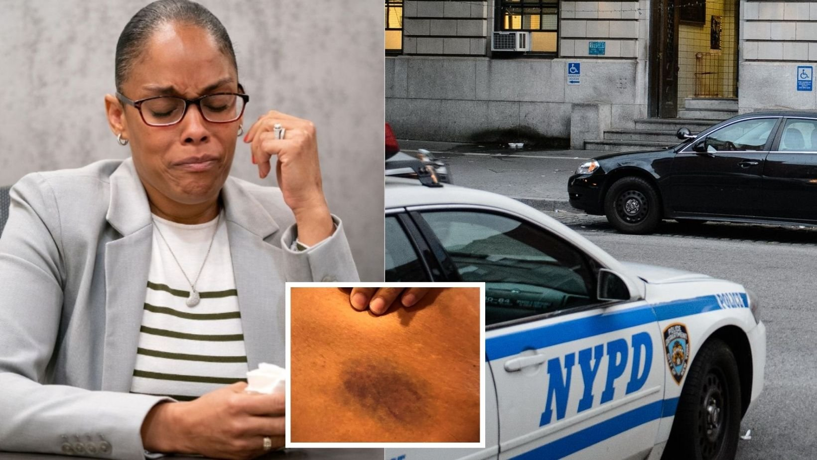 small joys thumbnail 2 6.jpg?resize=412,232 - Ex-NYPD Cop Claims She Was R*ped By Co-Officers Until Her Genitals Were Deformed While Her Superiors Ignored Her Cry For Help