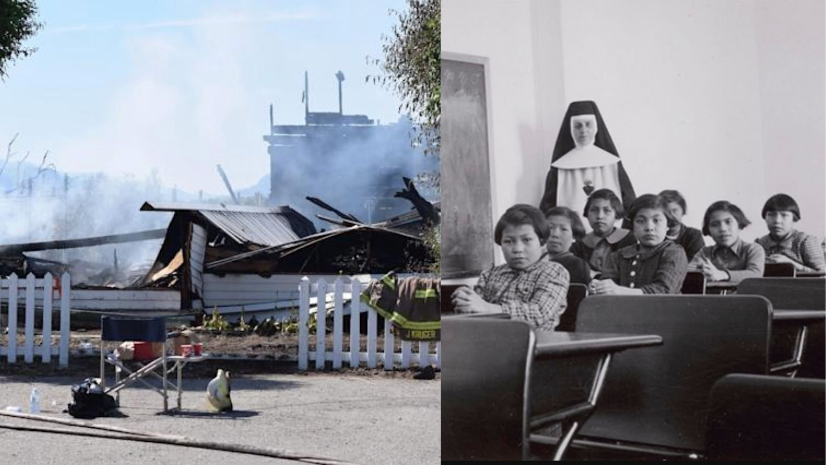 small joys thumbnail 23.jpg?resize=1200,630 - Two More Catholic Churches Are Mysteriously Destroyed By Fire After Indigenous Bodies Were Discovered At The Vicinity