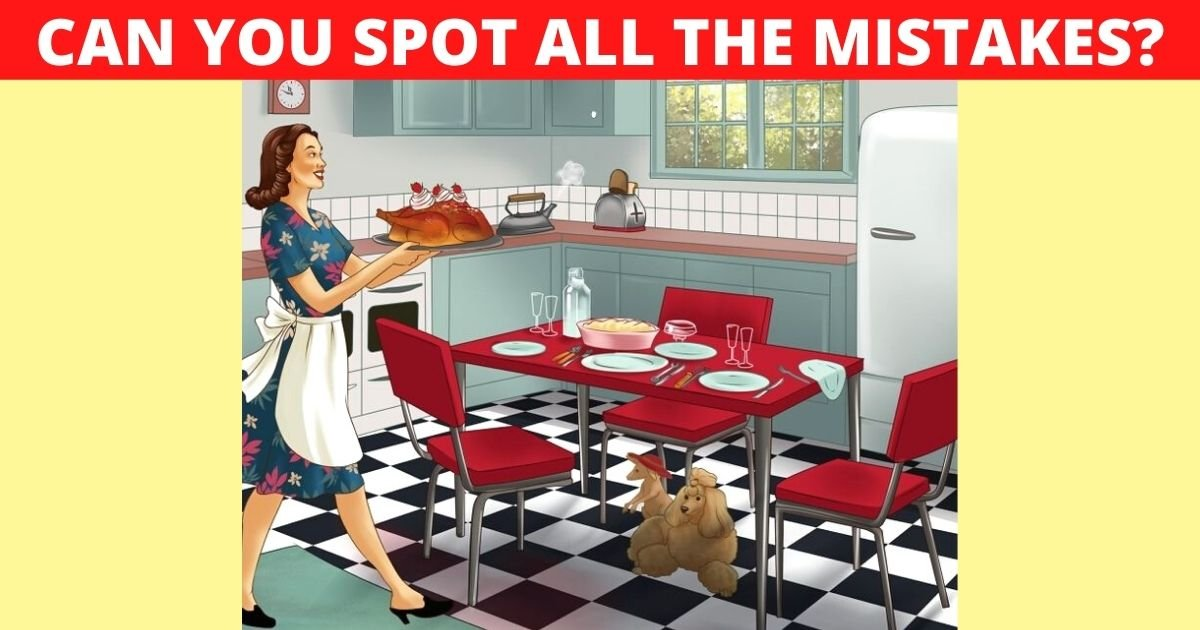 spot all the mistakes.jpg?resize=1200,630 - Can You Spot All 8 Mistakes In This Picture? Most People Can't Figure Out What's Wrong!