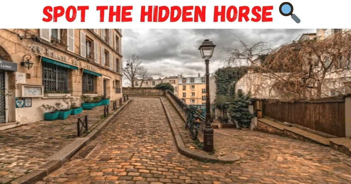 spot the hidden horse.jpg?resize=1200,630 - There Is A Horse Hiding Somewhere In This Picture - Can YOU Find It?