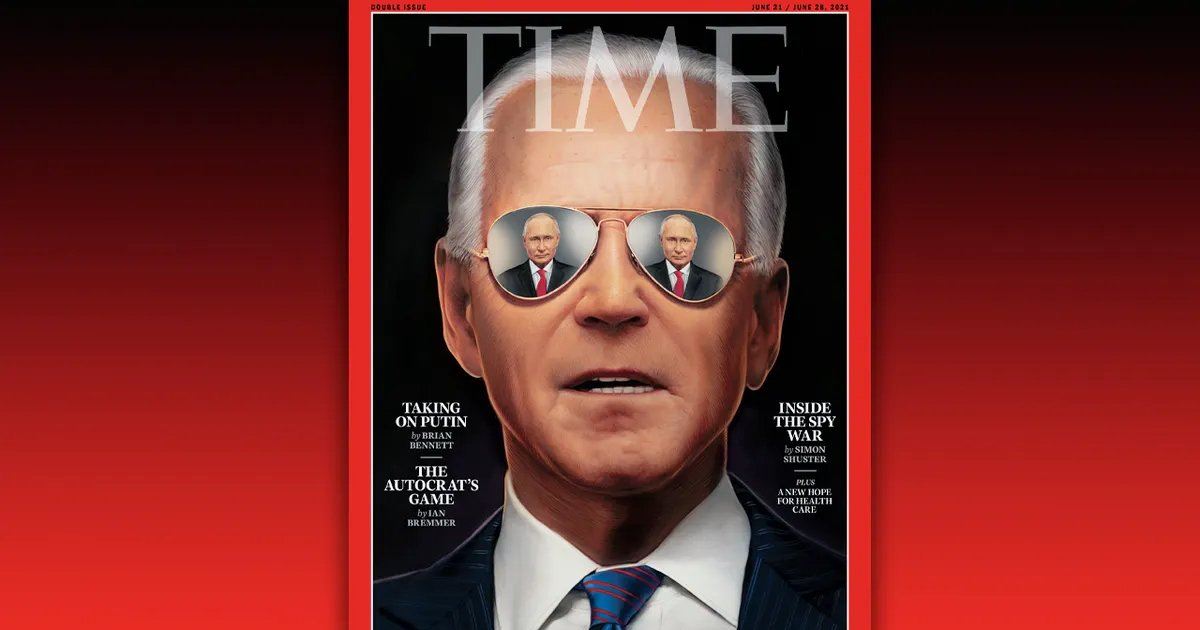 """t1 35.jpg?resize=412,232 - """"That Looks Like Biden In His 60's""""- TIME Magazine Slammed For Over-The-Top Cover Image Ahead Of Putin Showdown"""