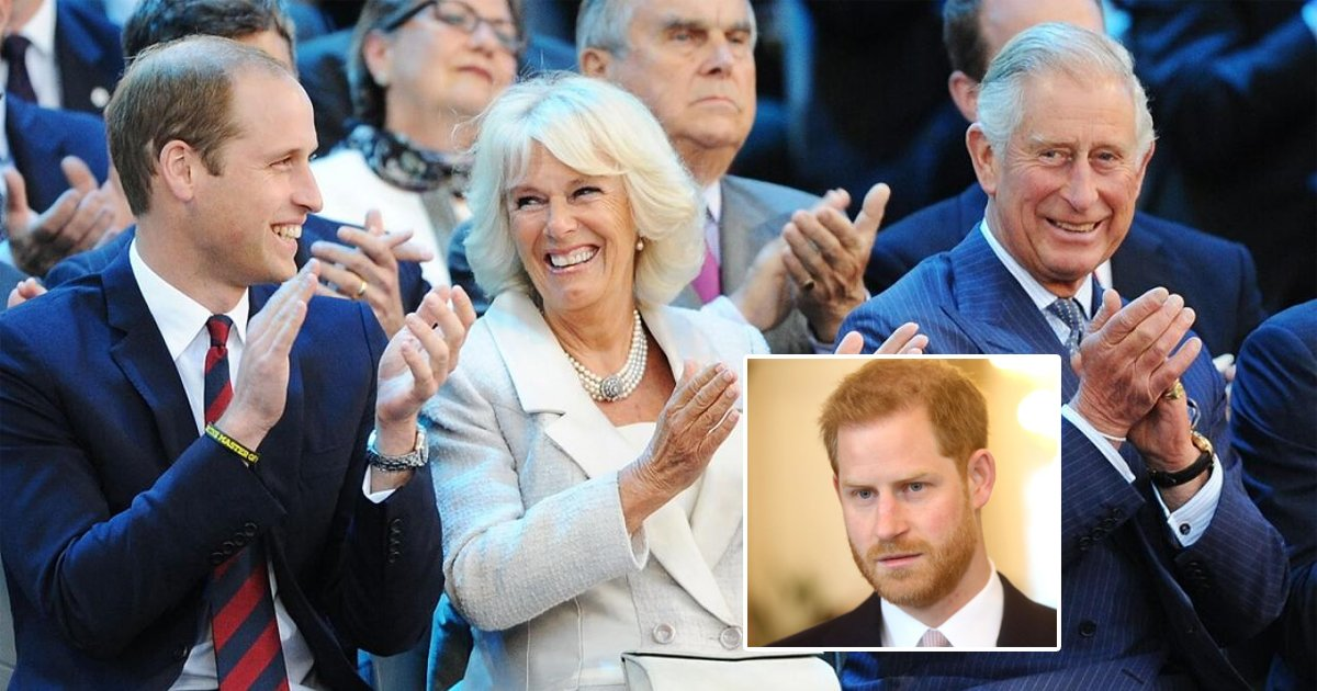 t1 43.jpg?resize=412,232 - Prince Harry AXED From Image Shared By Prince Charles For Prince William's 39th Birthday