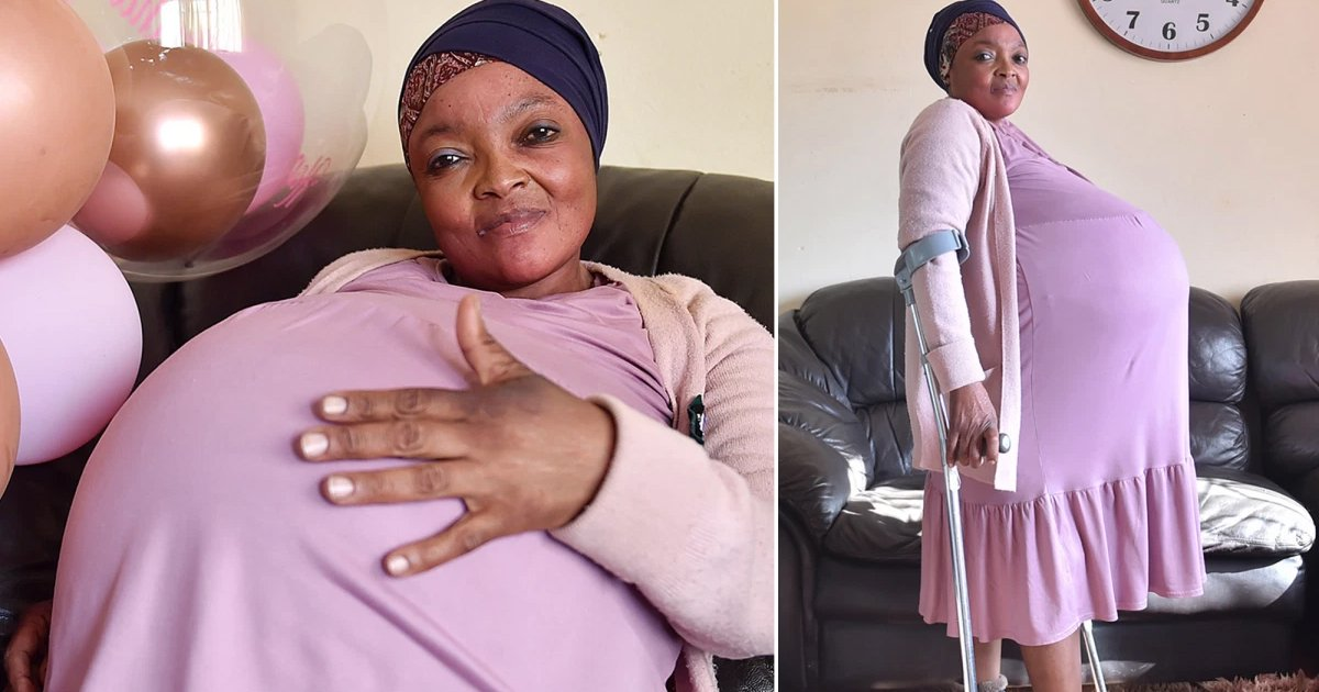 t5.jpg?resize=1200,630 - This Woman Made A New World Record By Giving Birth To 'MANY' Babies At Once