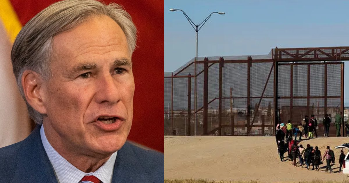 texas.png?resize=412,232 - Texas Governor OPENS Up On Asking For Donations In Order To Build Trump's Wall Along The Border