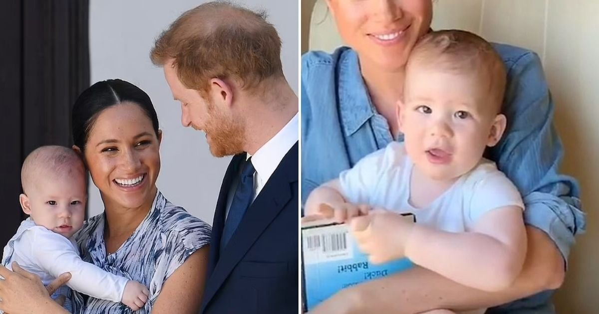 title5.jpg?resize=412,232 - People Ridicule Meghan And Harry For 'Refusing' To Let Son Archie Have 'Earl Of Dumbarton' Title Because Couple Thought He Might Be Bullied