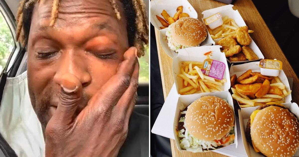 uber4.jpg?resize=1200,630 - Uber Eats Delivery Driver Breaks Down In Tears After Getting $1.19 Tip Despite Driving For Over An Hour For The Delivery