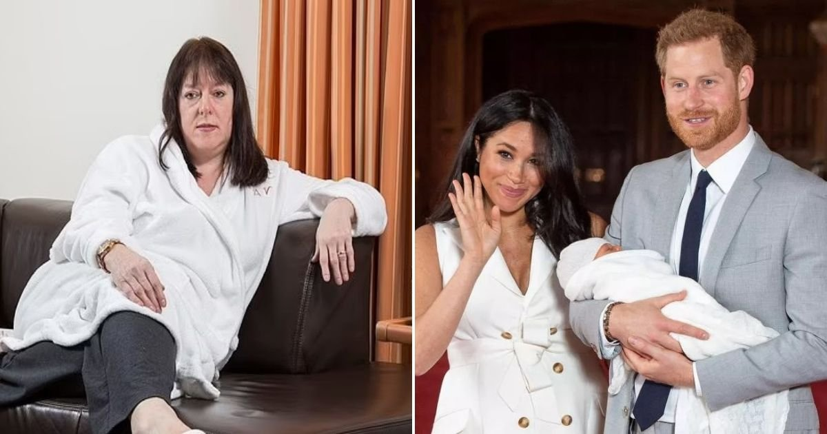 untitled design 11.jpg?resize=1200,630 - Journalist Says She Was Fired After Suggesting That Meghan Should Name Her Baby 'Georgina Floydina'