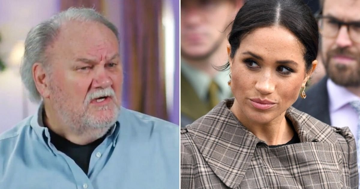 untitled design 21.jpg?resize=1200,630 - Meghan Markle's Dad Says His 'Cold' Daughter Is Treating Him Worse Than An Ax Murderer In Explosive Interview