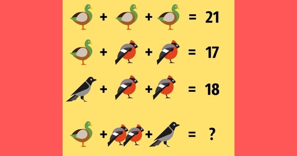 untitled design 3 2.jpg?resize=412,232 - Most People Can't Solve This Children's Puzzle! But Can You?
