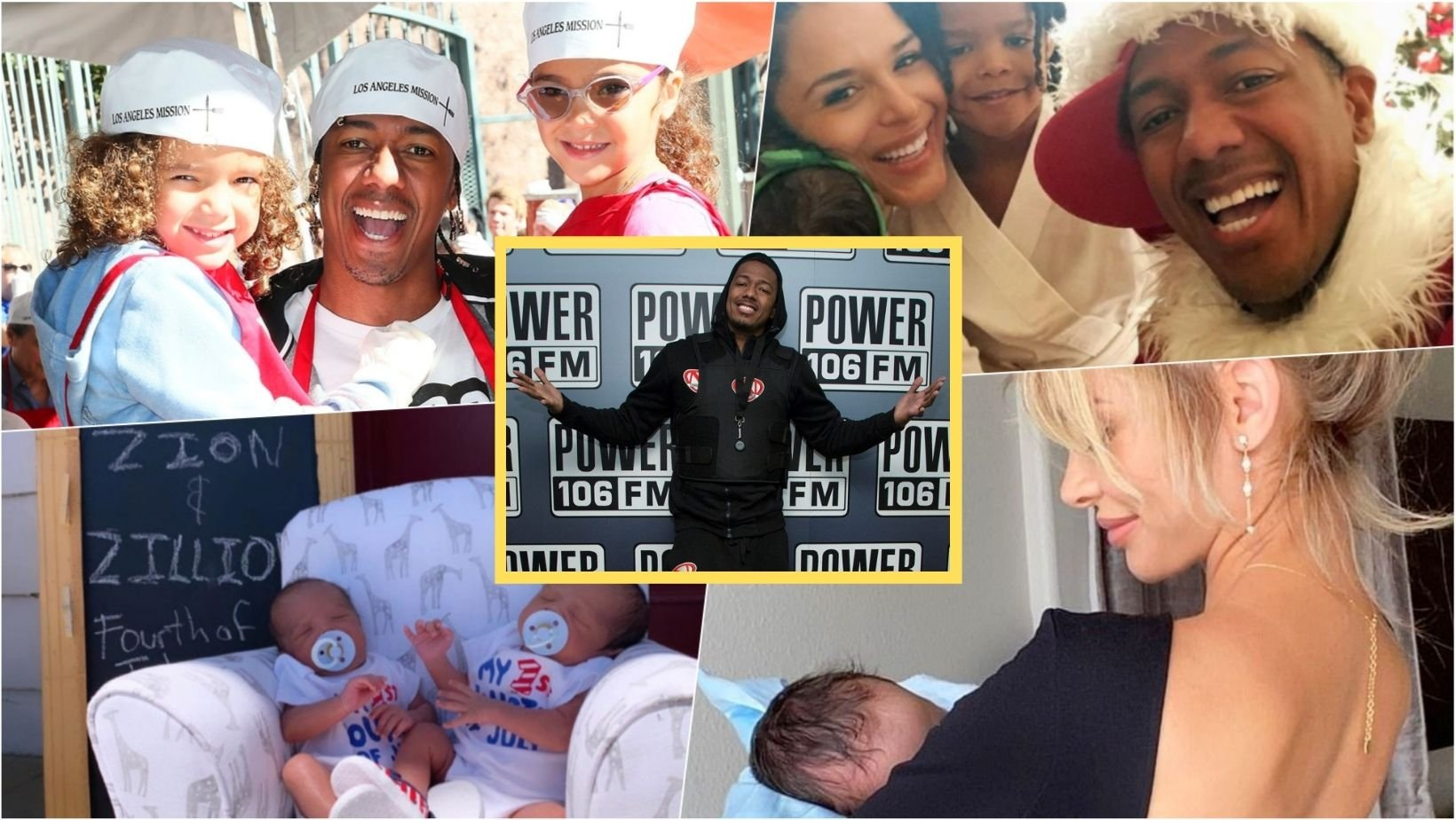 1 37.jpg?resize=1200,630 - Nick Cannon Defends Himself Amid Backlash, Saying That Having 4 Kids With Different Mothers In A Year Was 'On Purpose'