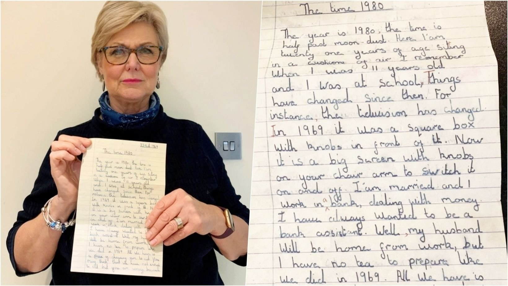 1 39.jpg?resize=1200,630 - Young Girl's Strange Letter From 1969 Made ACCURATE Predictions About The Future