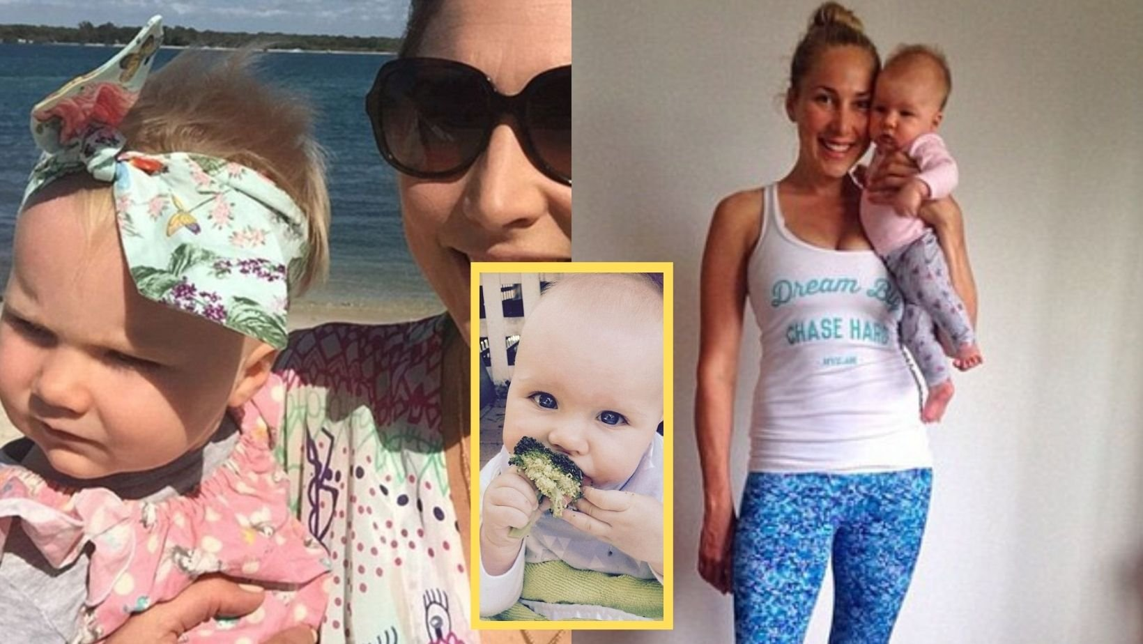 1 64.jpg?resize=412,275 - Fitness Fanatic Mom Says Her Daughter NEVER Ate Carbs & Is On Paleo Diet Since Birth