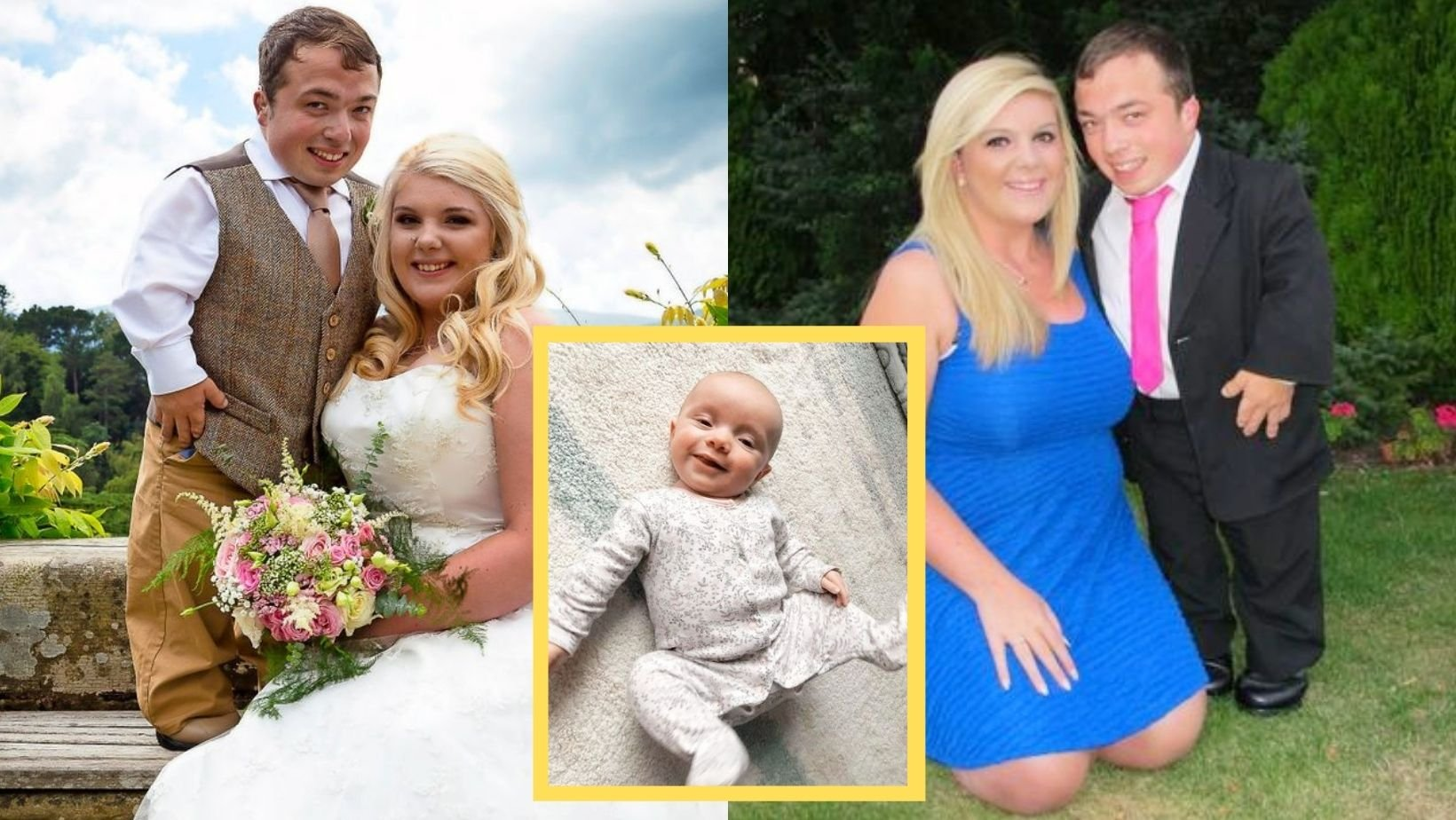 1 81.jpg?resize=1200,630 - Woman Marries Boyfriend With Dwarfism Despite Her Family's Disapproval Of Their Relationship