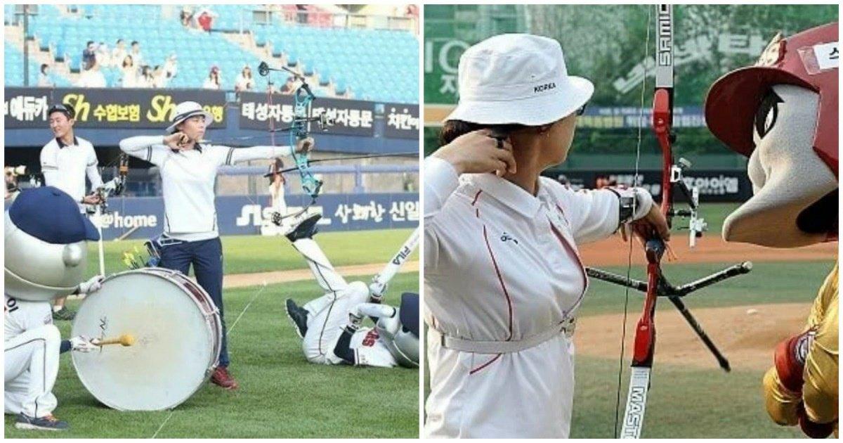 1 84.jpg?resize=412,275 - 세계대회 9연패한 한국 양궁협회가 소음훈련 때 쓰는 '기상천외한' 방법(영상)