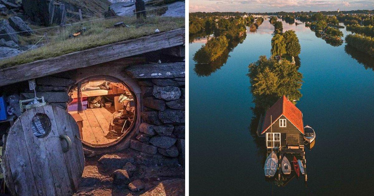 "2 59.jpg?resize=412,232 - ""도시가 지겹다면?""... 자연에 파묻힌 완벽한 오두막 사진 모음, TOP 15"