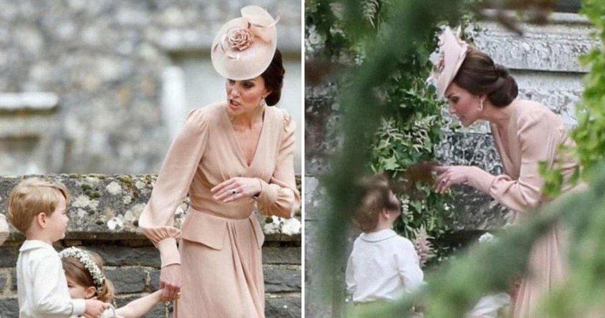 4 76.jpg?resize=412,232 - 이모 결혼식날 엄마한테 혼나고 시무룩해진 영국 조지 왕자
