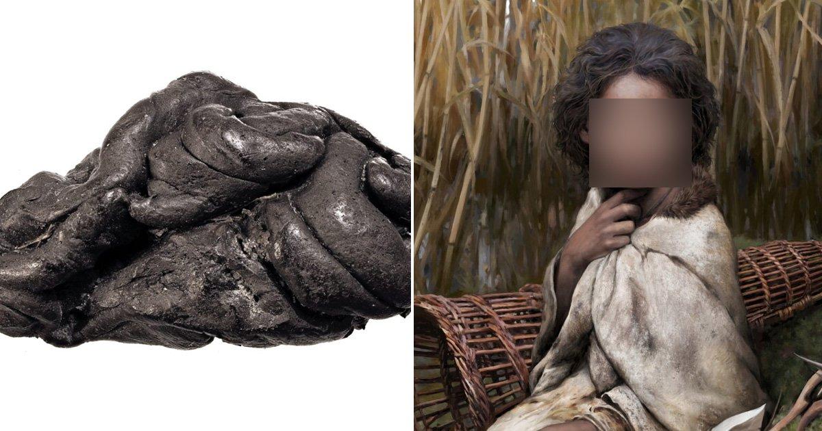 "4 81.jpg?resize=412,275 - ""신석기시대 인류 모습은?""... 5700년 된 '껌'에서 나온 DNA로 여성 복원했다"