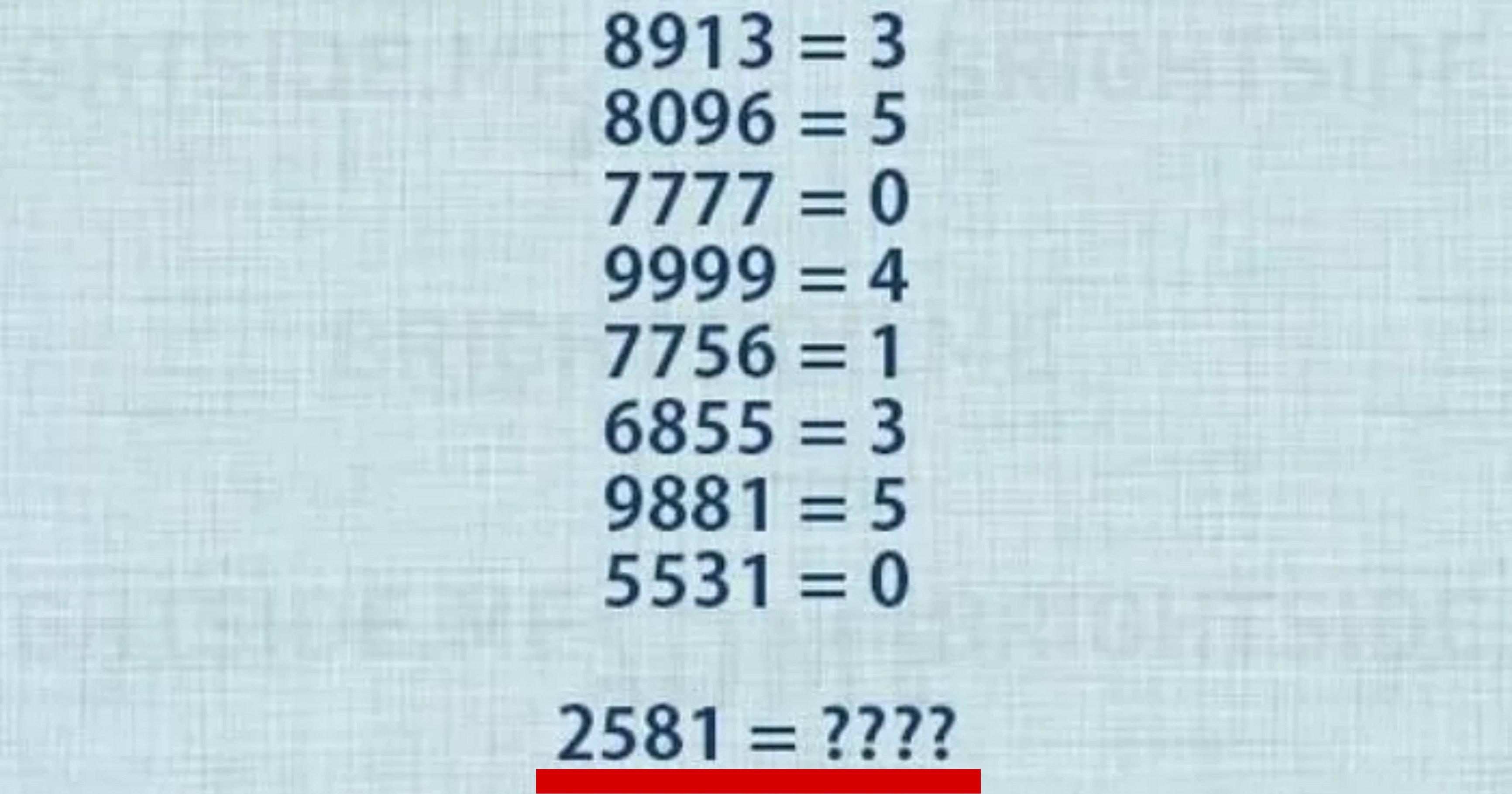 5c6b6627 8e86 45db 9091 bab16a80e7f3.jpeg?resize=1200,630 - '성인'은 절대 정답 못 맞히는데 초등학생은 보자마자 푼다는 고난이도 '수학 문제'