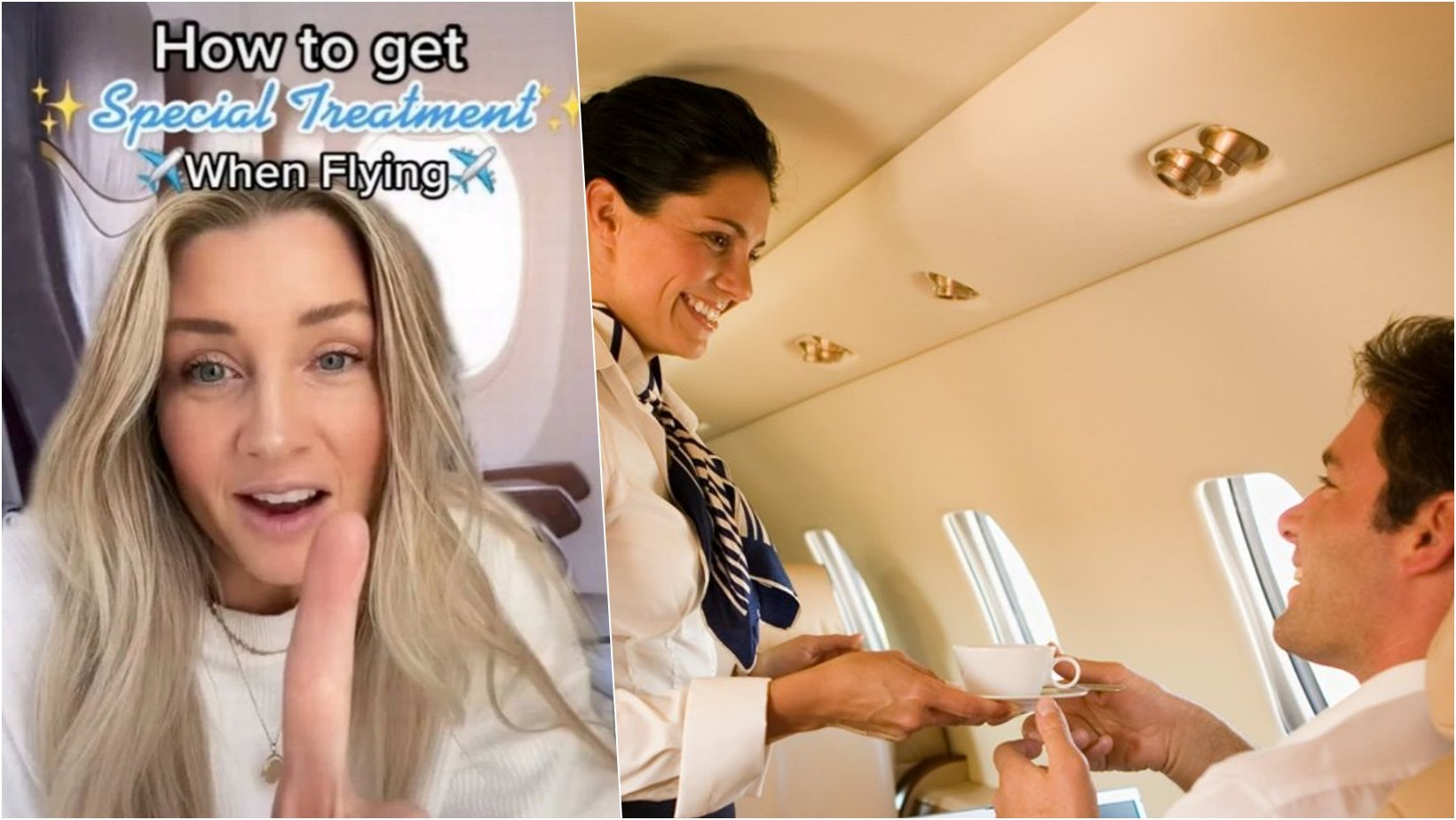 """6 facebook cover 25.jpg?resize=412,275 - Flight Attendant Shares The ULTIMATE SECRET On How To Get """"Special Treatment"""" During Flights"""
