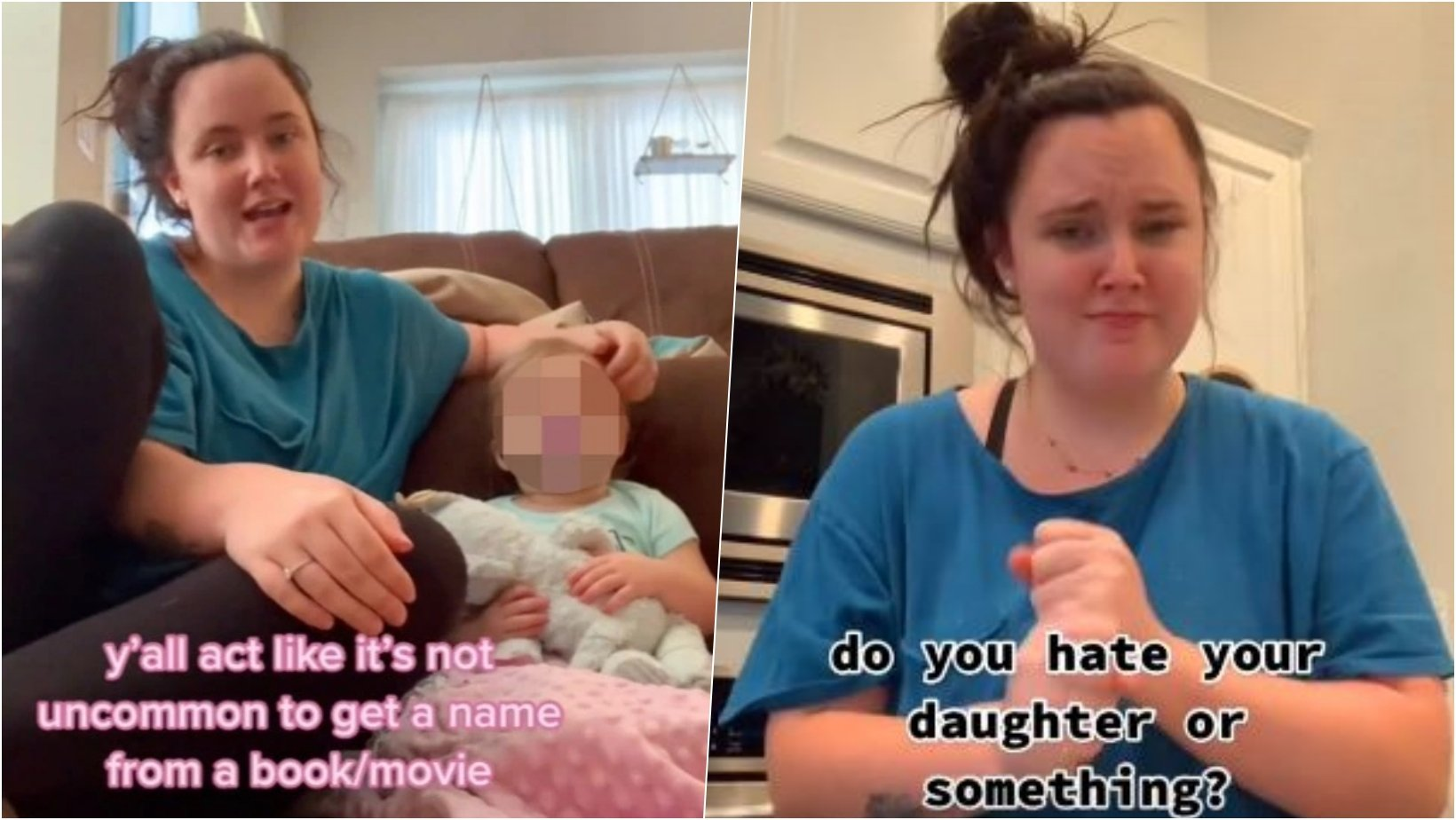 6 facebook cover 30.jpg?resize=412,275 - Mom Was Accused For Hating Her Own Daughter After Giving Her An Unusual Name