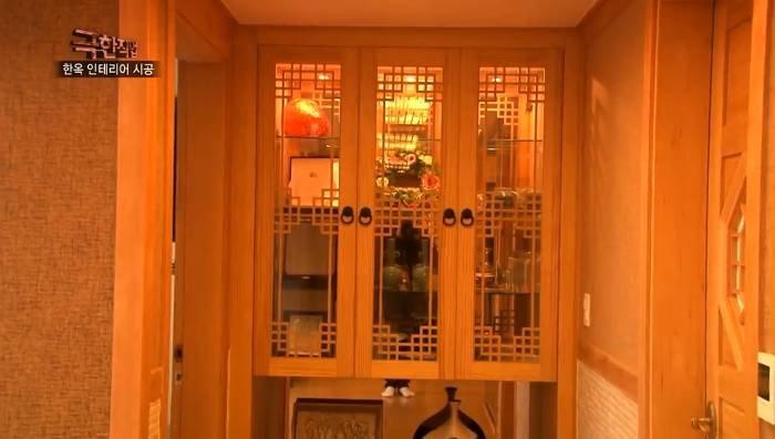 아파트 한옥 인테리어 ㄷㄷㄷ jpg   인스티즈