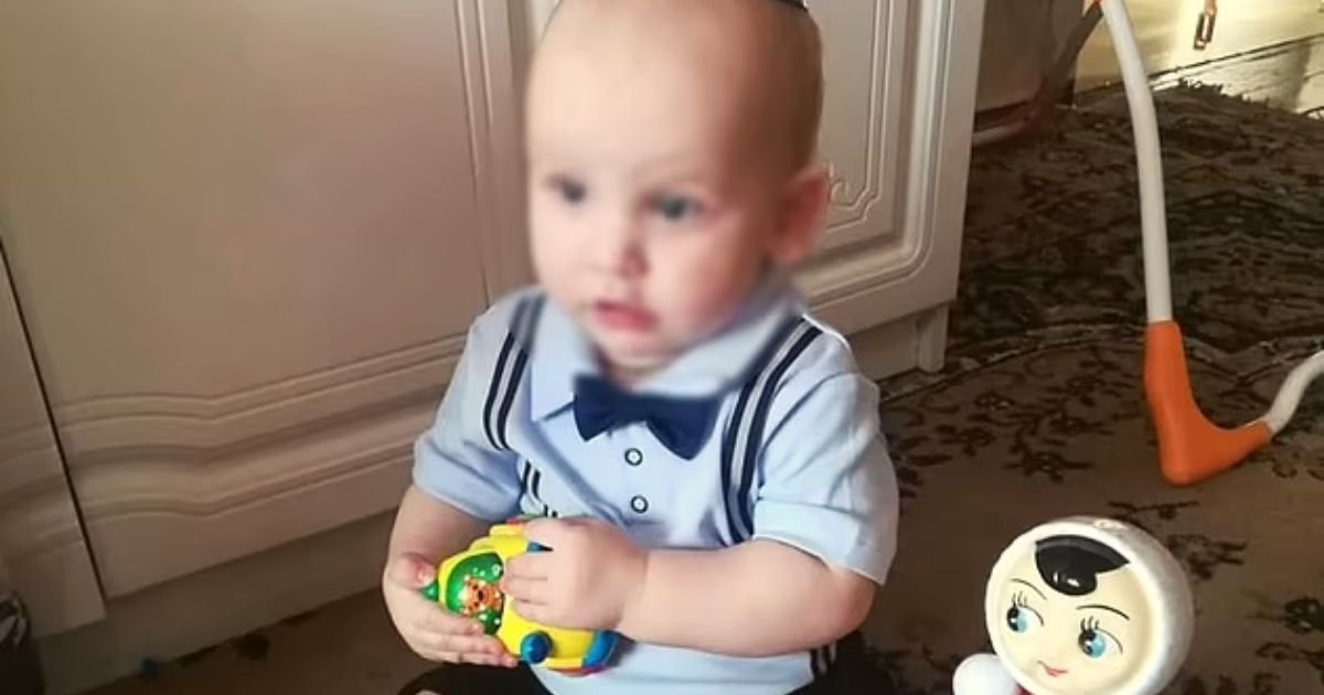 baby7.jpg?resize=1200,630 - Toddler Falls 20ft From An Open Window, 64-Year-Old Grandma Runs And Tries To Catch Him