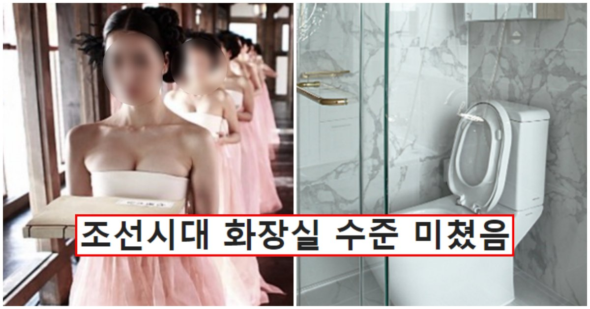 collage 293.png?resize=1200,630 - 조선시대 때 경복궁에서 사용했다는 화장실 클라스