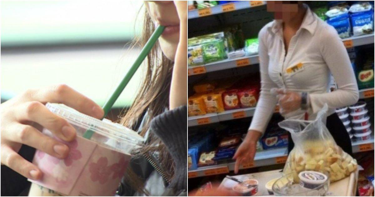 collage 501.png?resize=412,232 - 현재 음식점, 카페 여직원 보면 도무지 '이해 할 수 없는 것' (+사진)