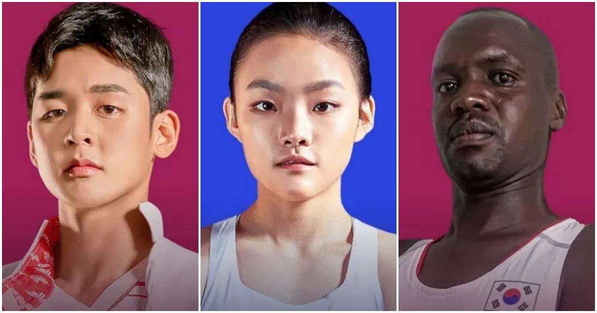 collage 542.png?resize=1200,630 - 이번 2020 도쿄올림픽에 출전하는 한국 국가대표 선수들