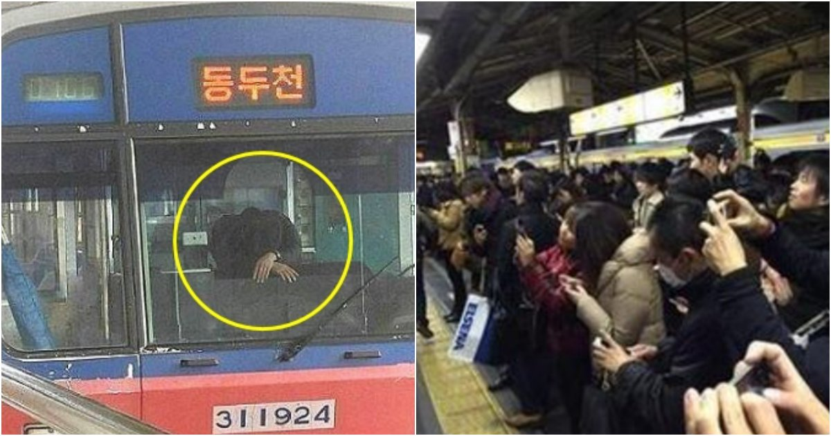 collage 647.png?resize=1200,630 - 지하철에서 갑자기 뛰어내리는 사건이 발생하면 기관사들이 겪는 일