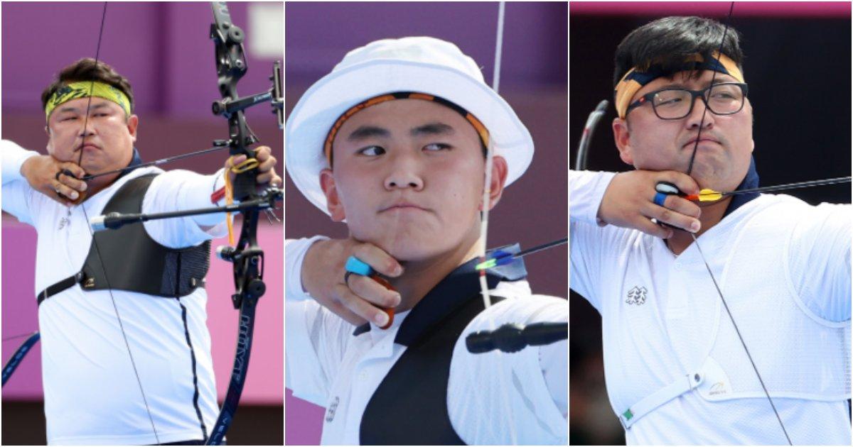 collage 675.png?resize=412,232 - <속보>한국 남자양궁, 도쿄올림픽 단체전에서 금메달..그야말로 드림팀
