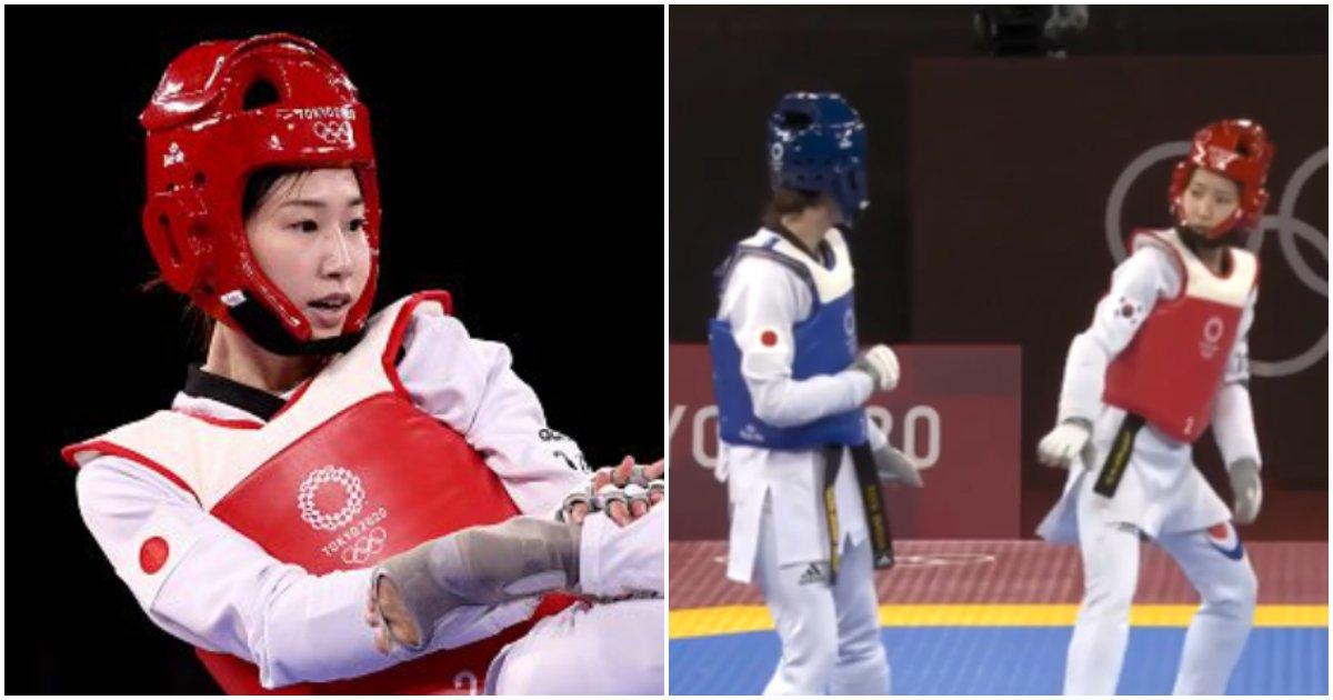 collage 696.png?resize=412,275 - 한일전에서 아쉽게 떨어진 심재영 선수의 일본 상대 선수의 정체