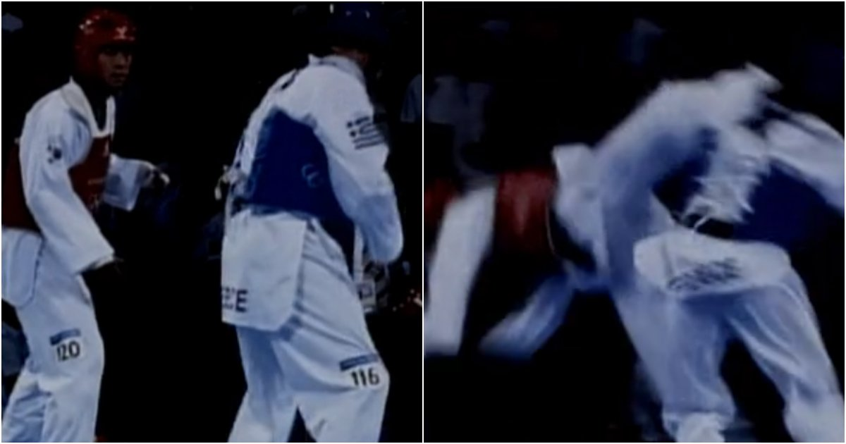 collage 743.png?resize=412,232 - 다시는 올림픽에서 나오지 않을 올림픽 태권도 역대 레전드 경기 TOP1 (영상)