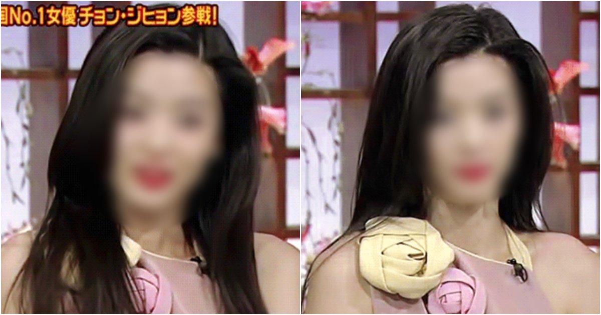 collage 796.png?resize=412,232 - 전지현이 외모전성기 때 일본 예능 출연했다가 일본 전국이 뒤집혀버린 이유 (반응)