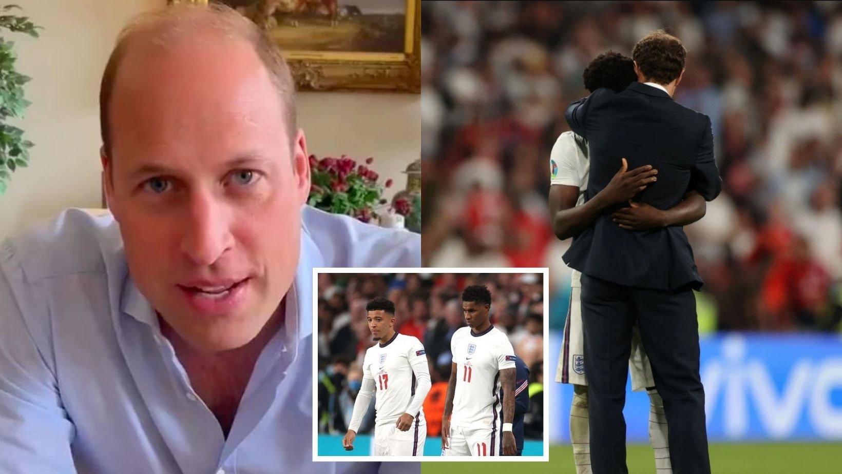 cover 14.jpg?resize=1200,630 - Prince William Slammed Vile Trolls Who Targeted Black England Footballers After Euros Final