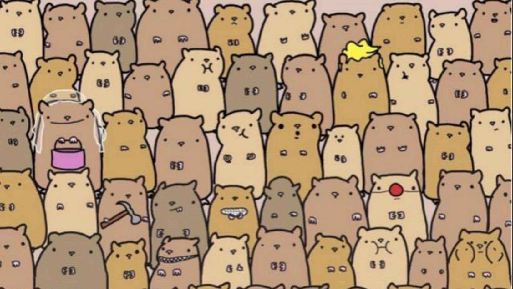 cover 7.jpg?resize=412,232 - There's A Sneaky Potato Hiding In These Adorable Hamsters, Can You Find It?