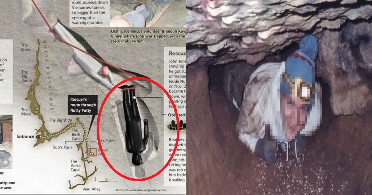 eb8f99eab5b4ec8db8.png?resize=412,275 - 「想像するだけでも恐ろしい…」アメリカの狭い洞窟で起きた衝撃の死亡事故(写真)