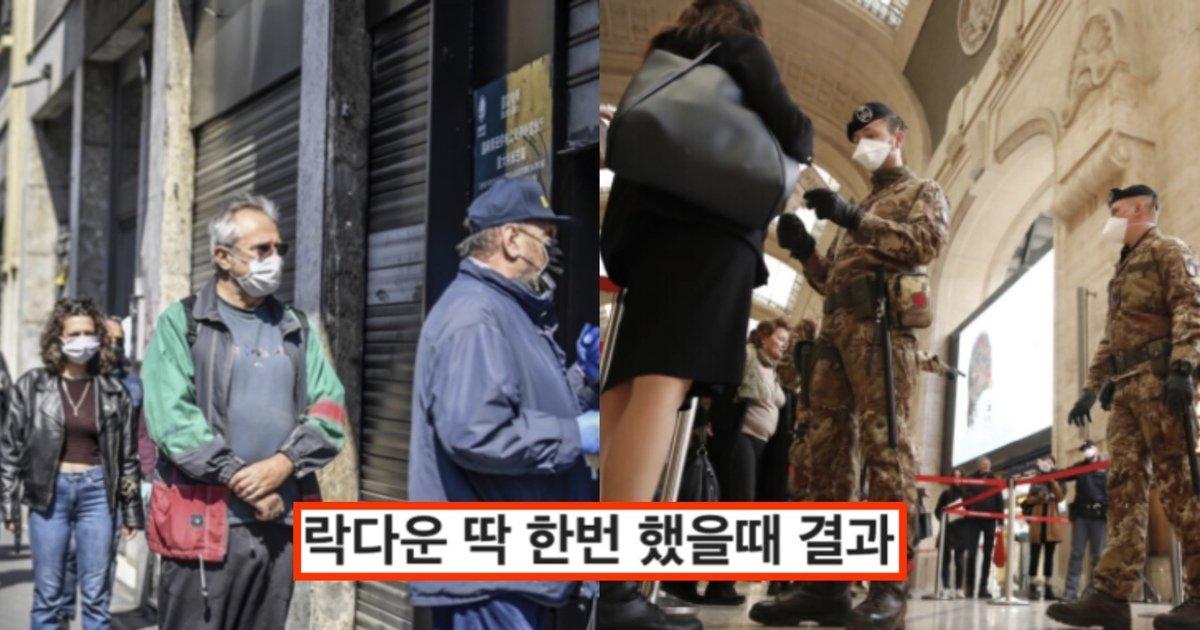 """eb9dbdeb8ba4ec9ab4.jpg?resize=412,232 - """"너무 심각한데?""""...한국 사람들은 아직 잘 모르는 코로나 락다운 시 벌어지는 충격적인 일들(+사진)"""