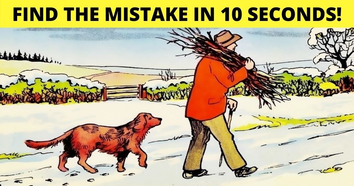 find the mistake in 10 seconds 1.jpg?resize=412,232 - How Fast Can You Spot The Mistake In This Picture? 9 Out Of 10 People Couldn't See It!