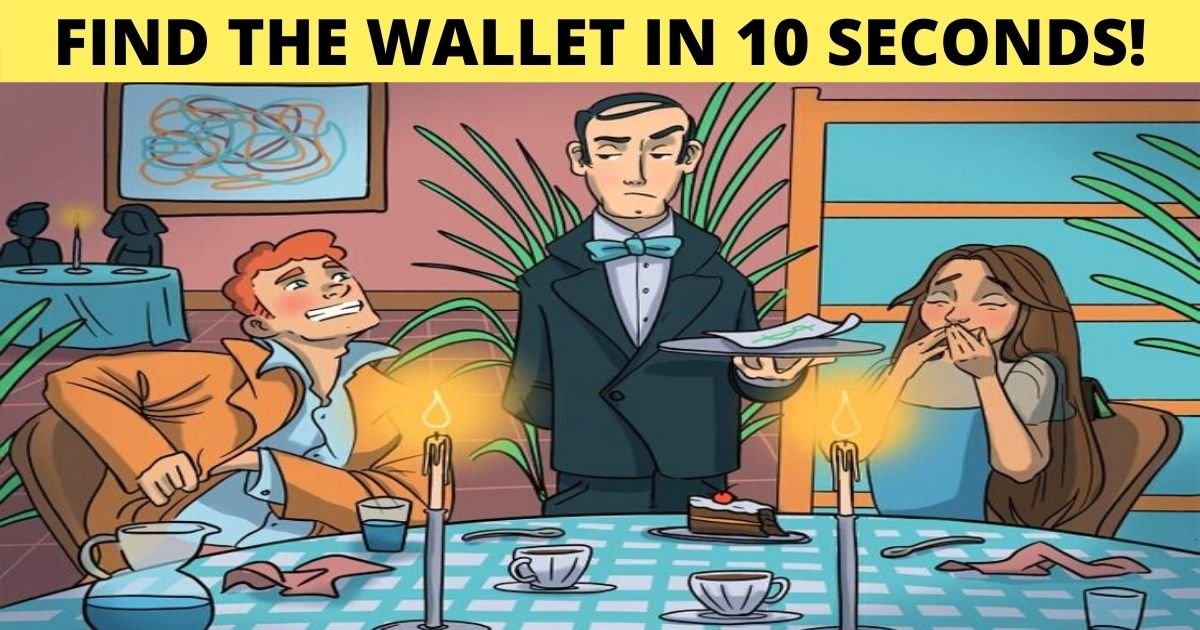 find the wallet in 10 seconds.jpg?resize=1200,630 - How Fast Can You Find The Man's Missing Wallet? 75% Of People Couldn't Spot It!