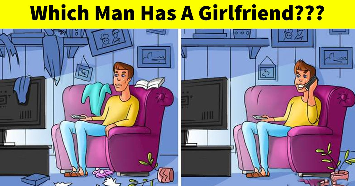 gdfgdfg.jpg?resize=1200,630 - 75% Of Viewers Can't Figure Out Which Man Has A Girlfriend! What About You?