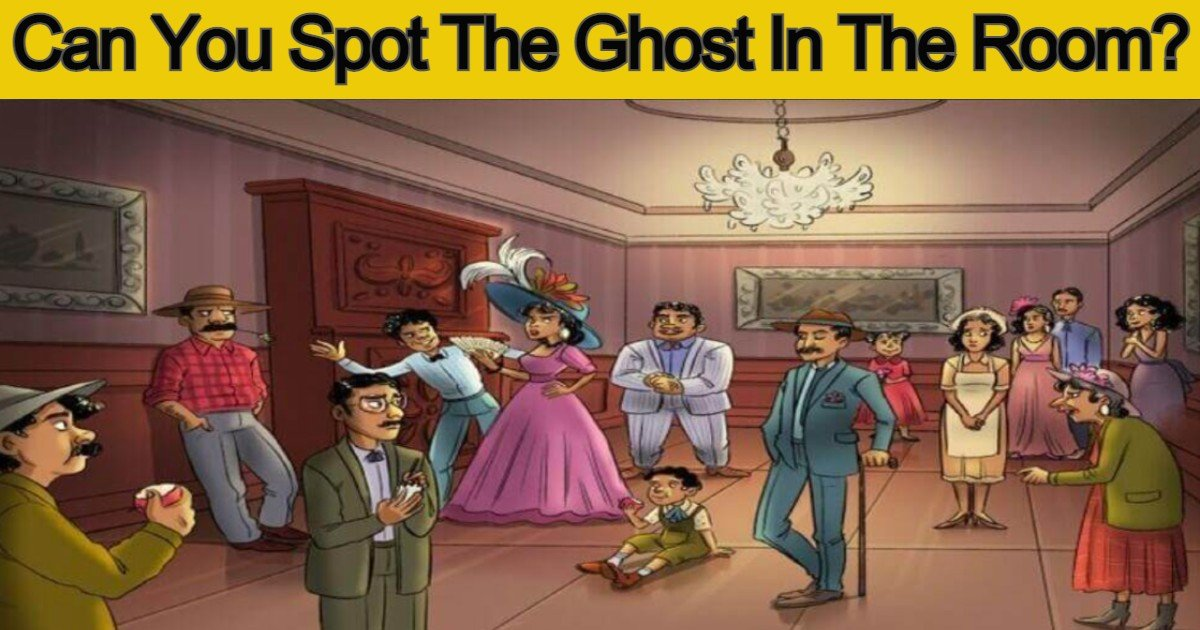 ghost quiz thumbnail.jpg?resize=412,232 - There's A Ghost In This Room That 99% Of People Can't Spot... Can You?