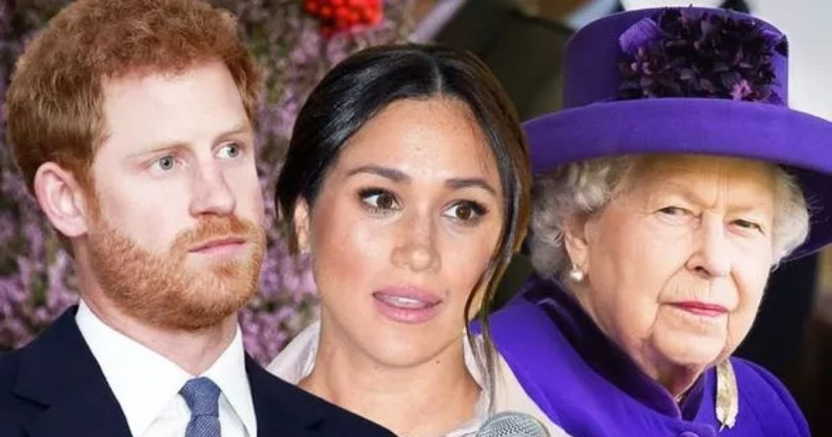 harry4.jpg?resize=1200,630 - The Queen Could Withdraw Meghan And Harry's Platinum Jubilee Invitation After Reports Reveal The Duke Is Writing Tell-All Book