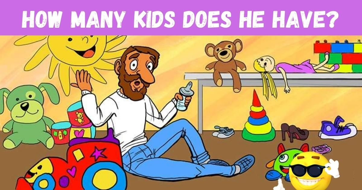 how many kids does he have.jpg?resize=412,232 - How Many Children Does This Father Have? Use Your Logic To Solve The Puzzle!