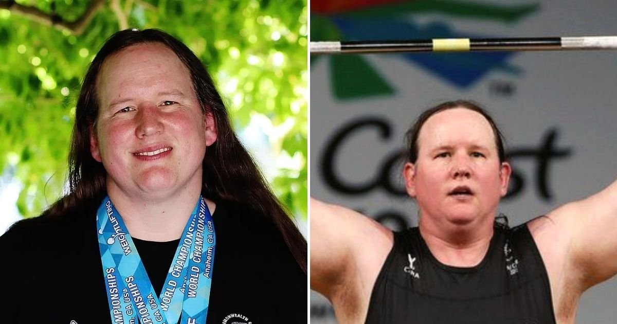 hubbard.jpg?resize=412,232 - Trans Weightlifter Breaks Her Silence After Critics Said Letting Her Compete Against Women Was A 'Bad Joke'