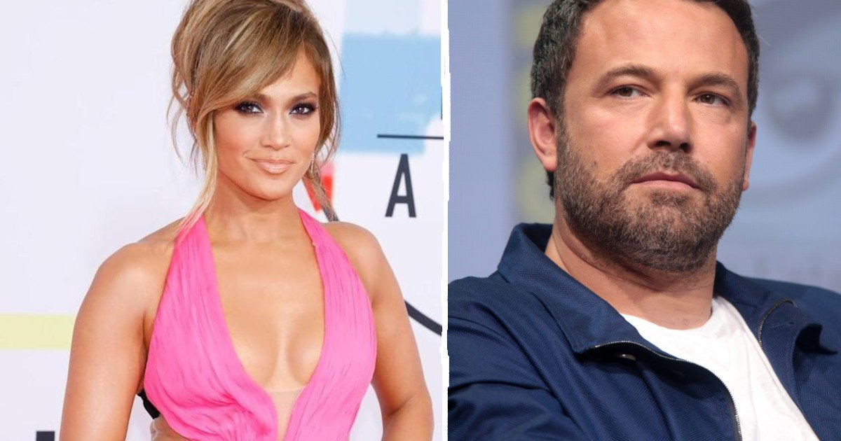 jlo ben thumbnail.jpg?resize=412,275 - J-Lo 'Madly In Love' And Grateful To Have Second Chance With On-Again Beau Ben Affleck