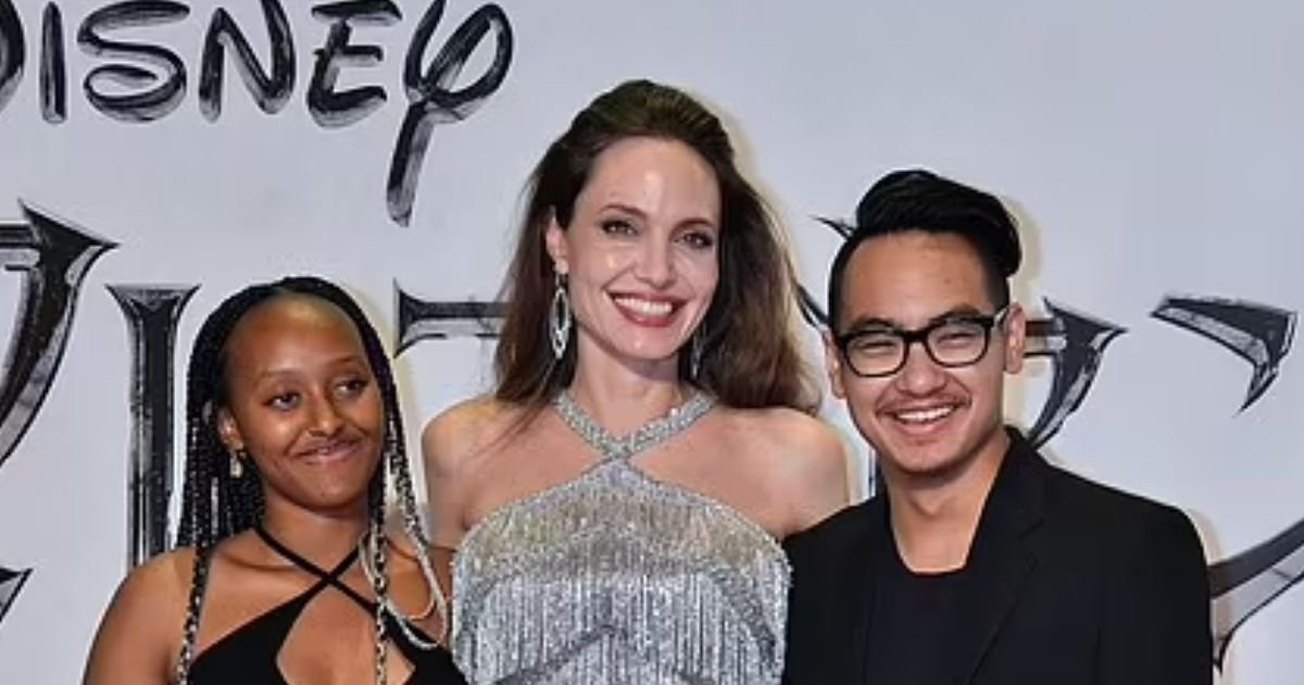 maddox5.jpg?resize=1200,630 - Angelina Jolie's Son Maddox May Have Been Stolen From His Biological Family, Her Adoption Process Is To Be Explored In New Documentary